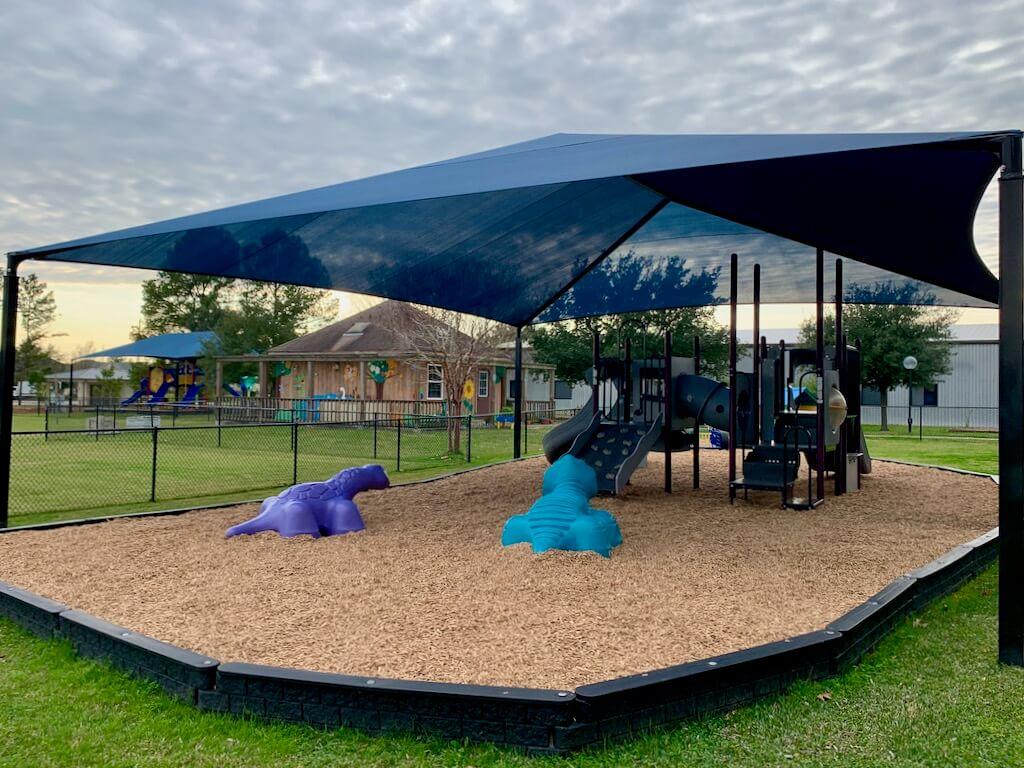 Playground Mulch Certified Mulch Yard - Housotn, TX