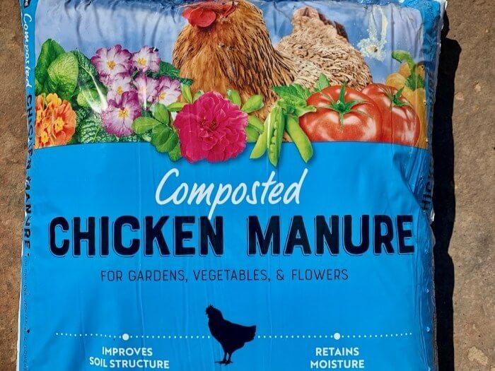 Chicken Manure Compost Houston, TX