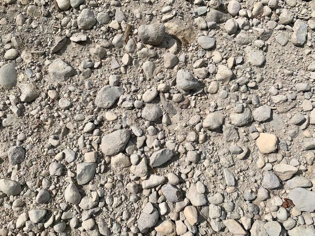 Crushed Concrete Aggregate Washout Concrete Houston, TX 77099